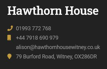 Hawthorn House B & B