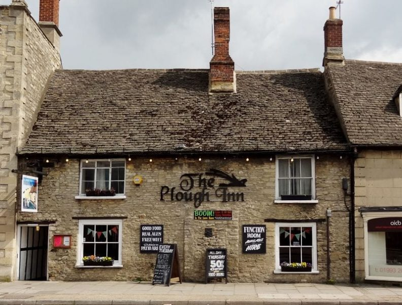The Plough Witney