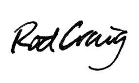 Rod Craig – Artist