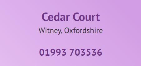 Cedar Court Care Home