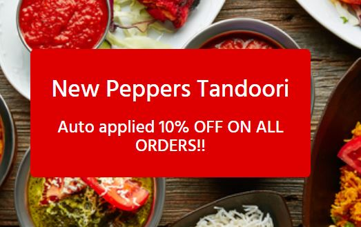 New Peppers Tandoori